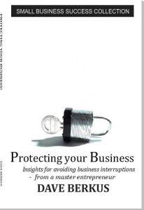 Protecting your Business - available at Berkus.com and Amazon among other booksellers