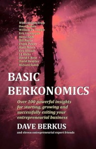 From Basic Berkonomics: Available Amazon, B&N,  berkus.com and booksellers everywhere.