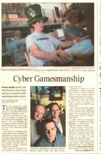 GameSpy LA Times color