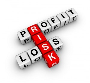 profit, loss and risk (buzzword crossword series)